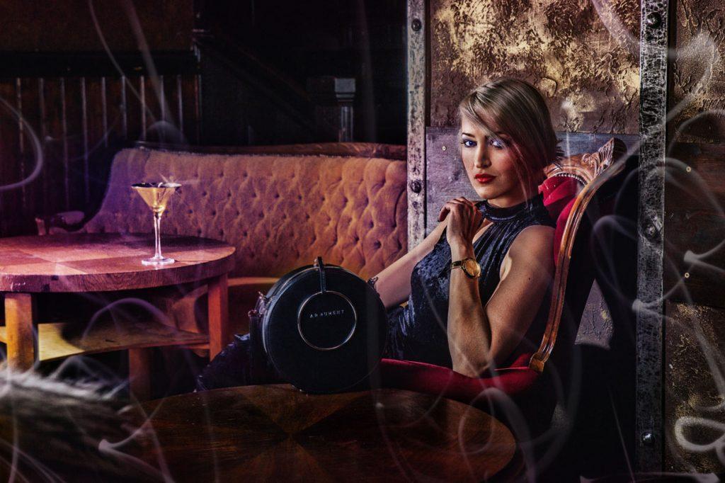 Argument Shop modelka Karolina Dobkowska zdęcie Adela Ochman