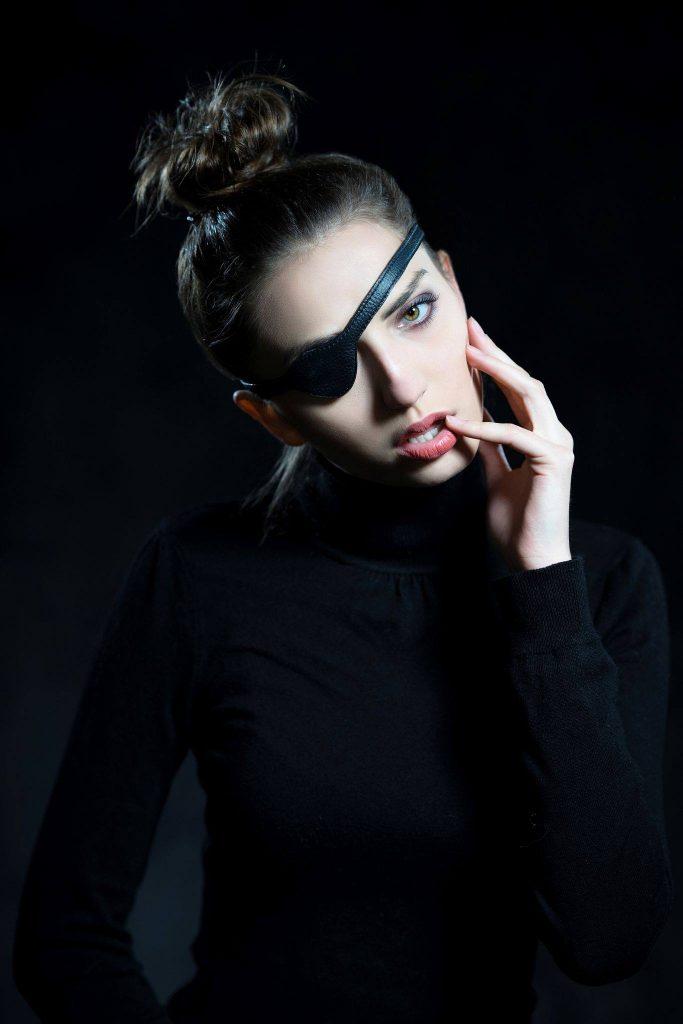 Modelka-Karolina Fafińska Zdjęcie-Błażej Zalesiński
