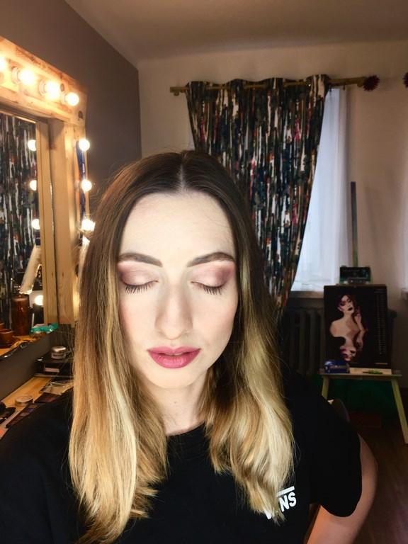 makijaż dzienny, szkolenie indywidualne dla Edyta Mielnik