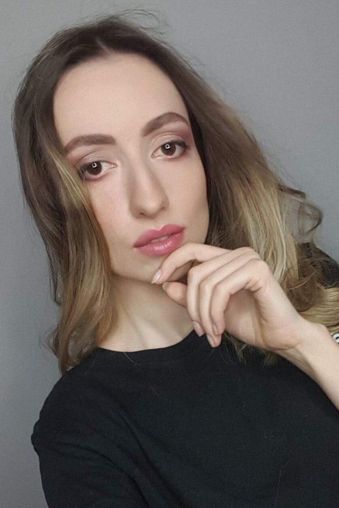 makijaż dzienny, szkolenie indywidualne z Edyta Mielnik