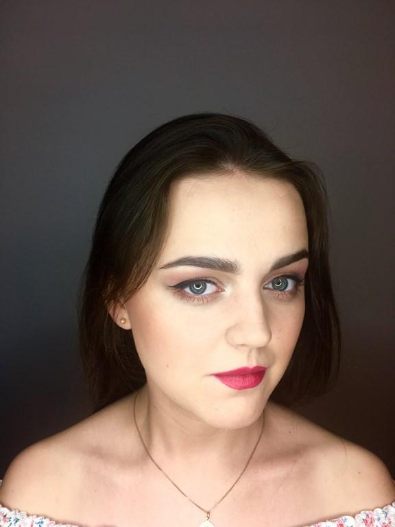 makijaż wieczorowy, szkolenie indywidualne z Edyta Mielnik